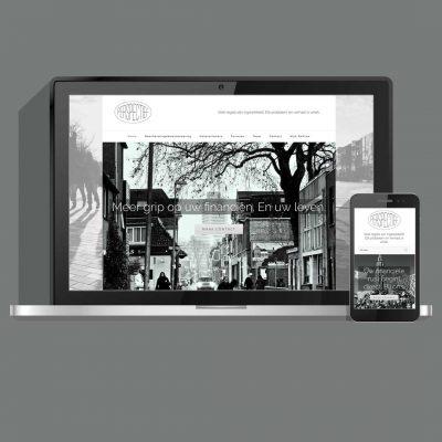 Nieuwe website ontwikkelen voor Perspectief Financiële zorgverlening