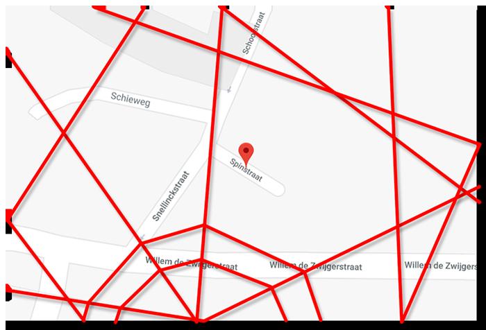 Wepsaait artikel Google Maps API